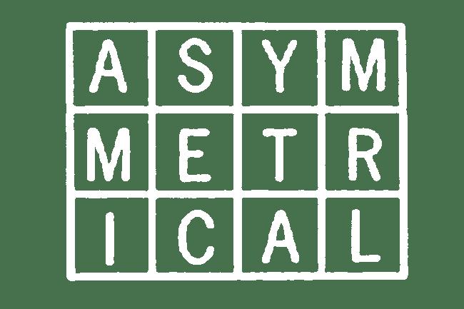 assymetrical